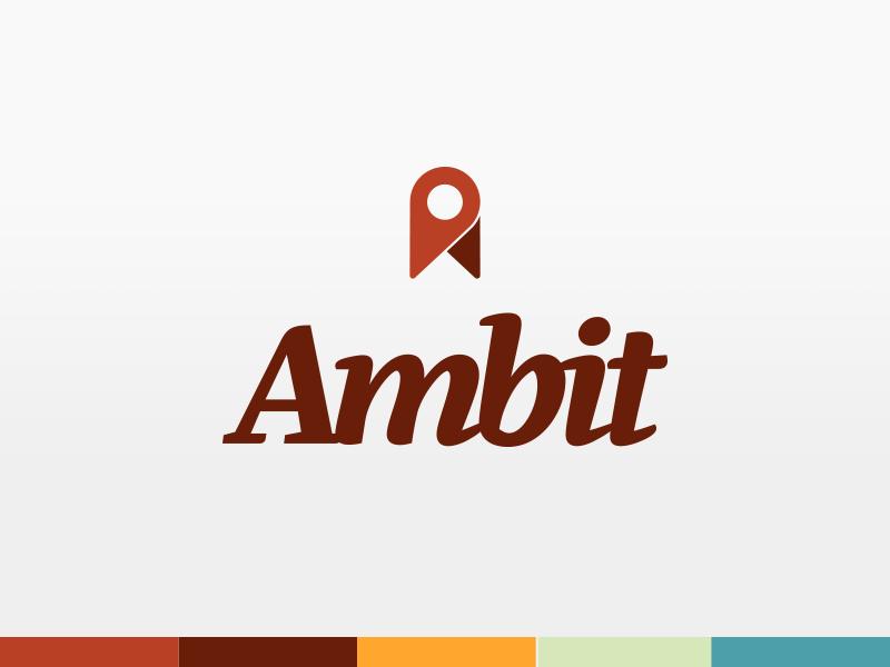Ambit Logo by Daniel Ariza.