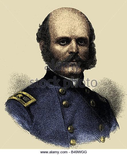 General Ambrose Burnside Stock Photos & General Ambrose Burnside.