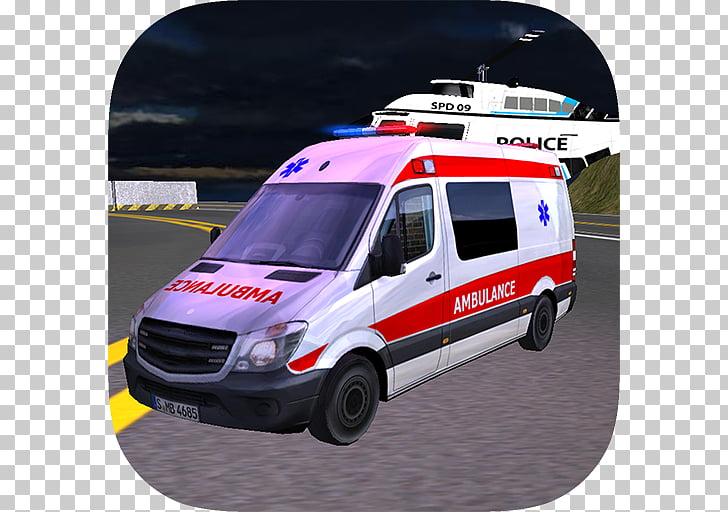 Ambulance Car Simulator 3D Drive Car Simulator Ambulance.
