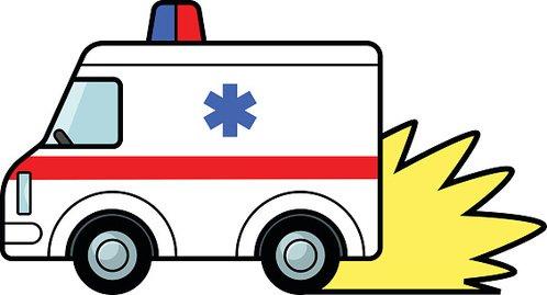 ambulance car clipart #5