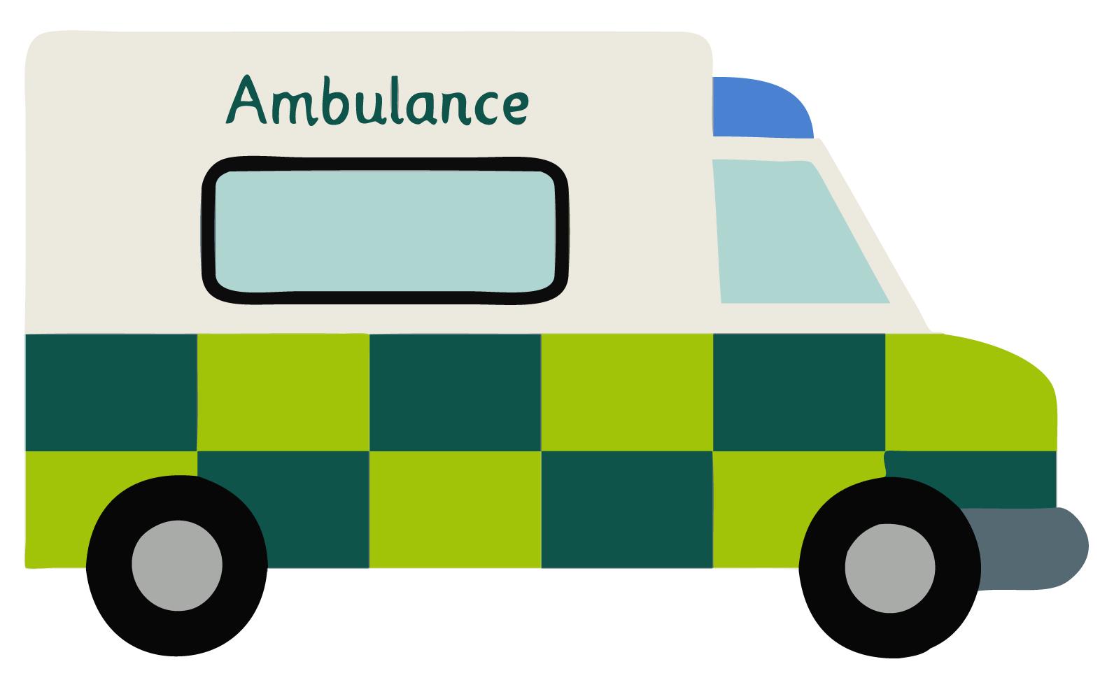 Ambulance clipart clipart.