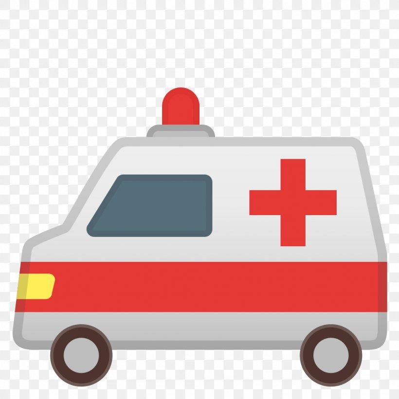 Ambulance Clip Art Emoji, PNG, 1024x1024px, Ambulance, Area.
