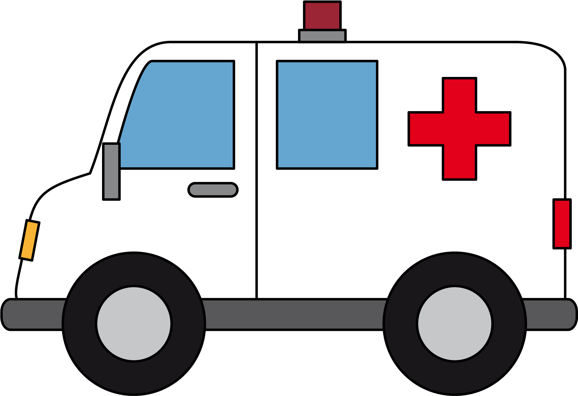 Free To Use Amp Public Domain Ambulance Clip Art Community.