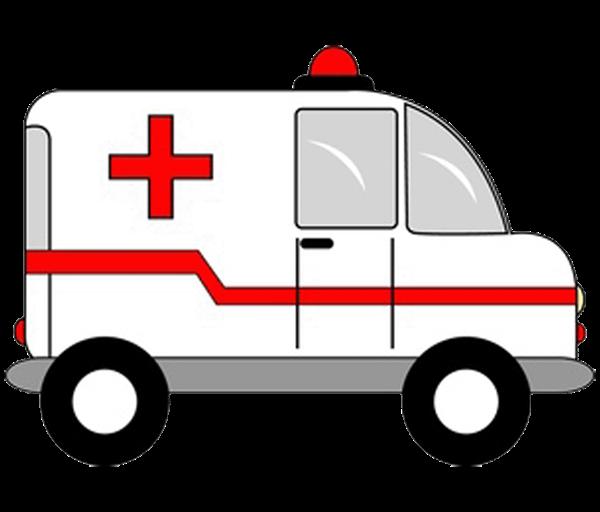 Ambulance Emergency medical services Fire engine Cartoon.