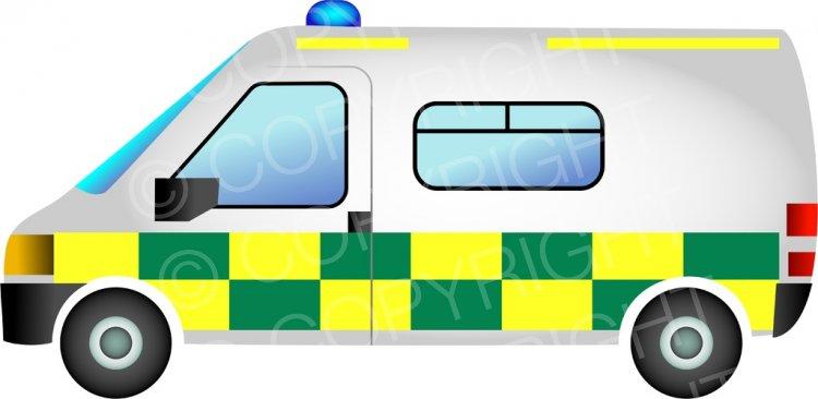 British ambulance clipart 6 » Clipart Station.