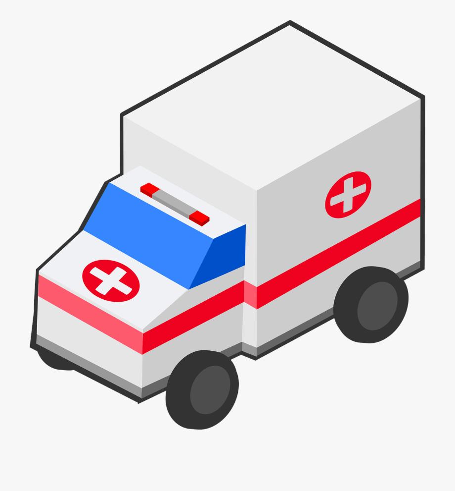 Ambulance Clipart Community Vehicle.