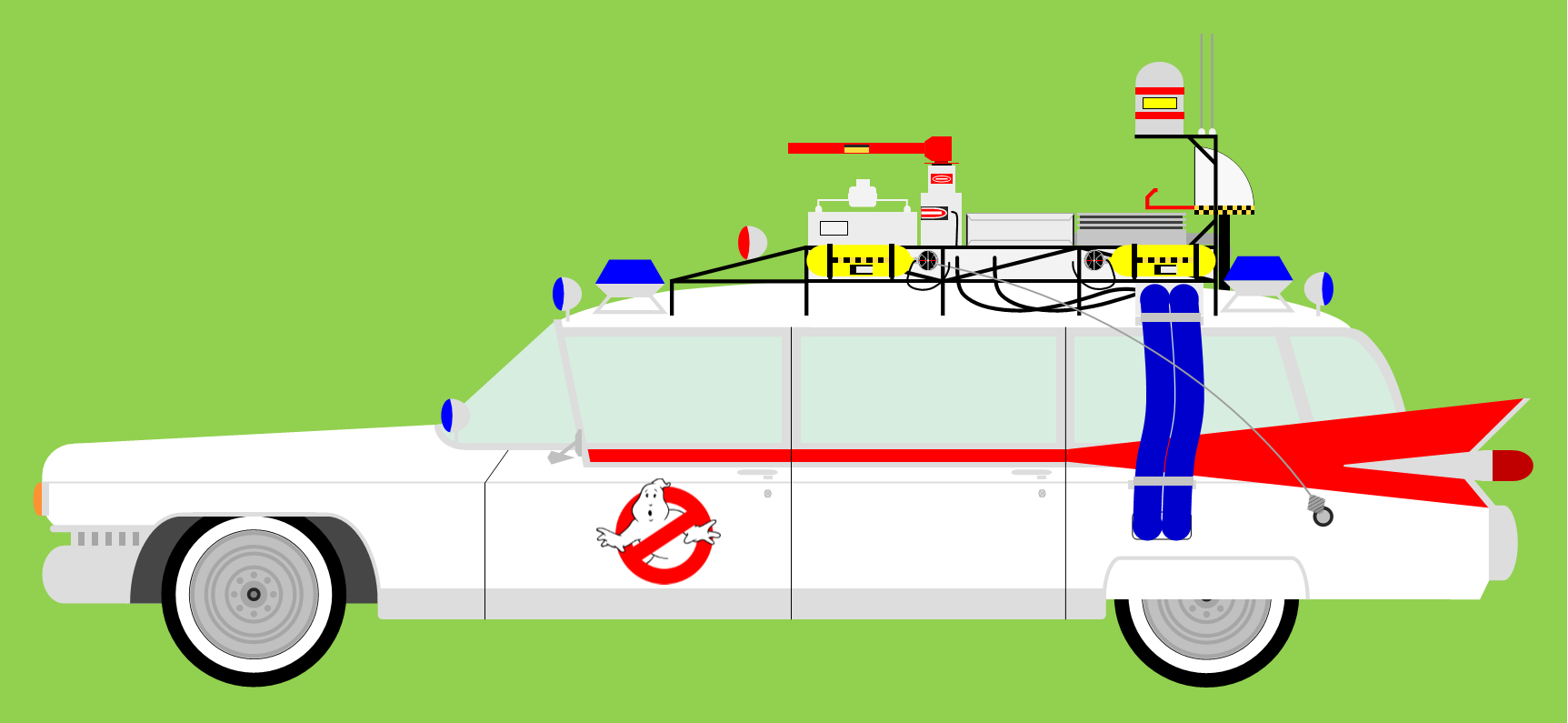 Ghostbusters ECTO.