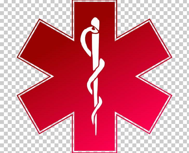 Emergency Medical Services Medicine Logo Star Of Life PNG.