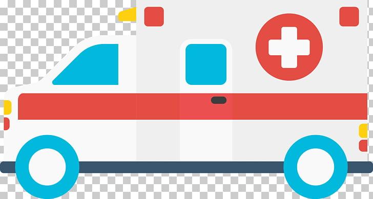 Ambulance Logo Euclidean , ambulance PNG clipart.