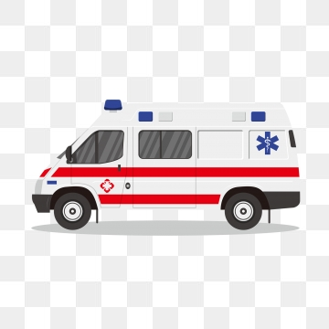 Ambulance PNG Images.