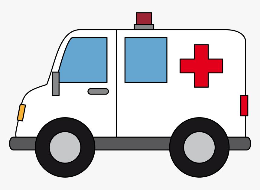 Ambulance Free To Use Clip Art.
