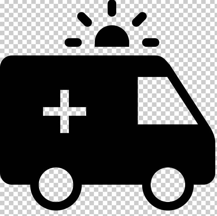 Ambulance Silhouette Computer Icons PNG, Clipart, Ambulance.