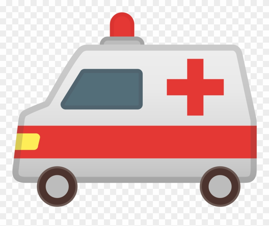 Graphic Royalty Free Library Ambulance Vector Svg.