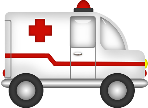 Ambulance Clipart Transparent.