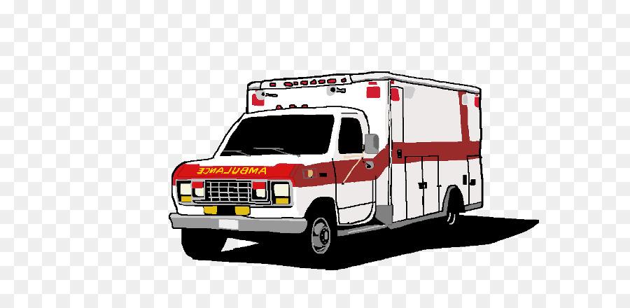 Ambulanza Free Clip art.