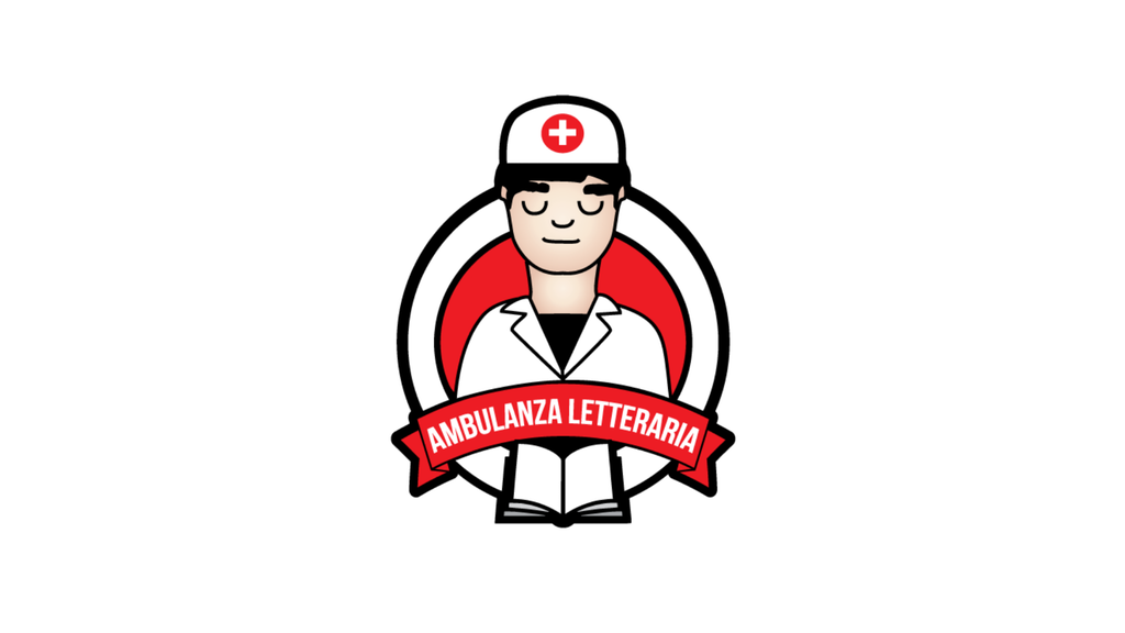 Books on Board! Ambulanza Letteraria by Cono Cinquemani.