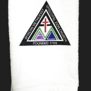 1″ AME Zion Logo Lapel Pin.