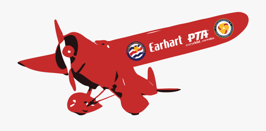 Amelia Earhart Plane Png, Cliparts & Cartoons.
