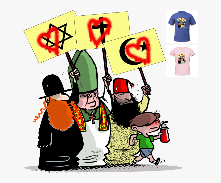 Religion Cartoon Png Clipart , Png Download.
