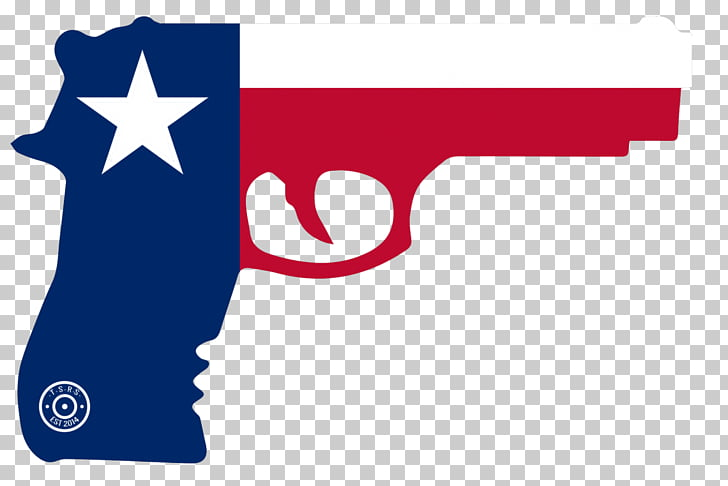 Flag of Texas Firearm Decal Flag of the United States, 2nd.