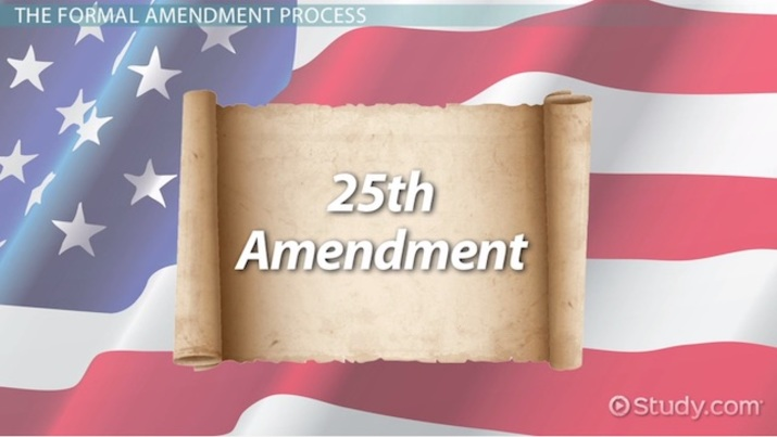 Formal Amendment: Definition & Process.