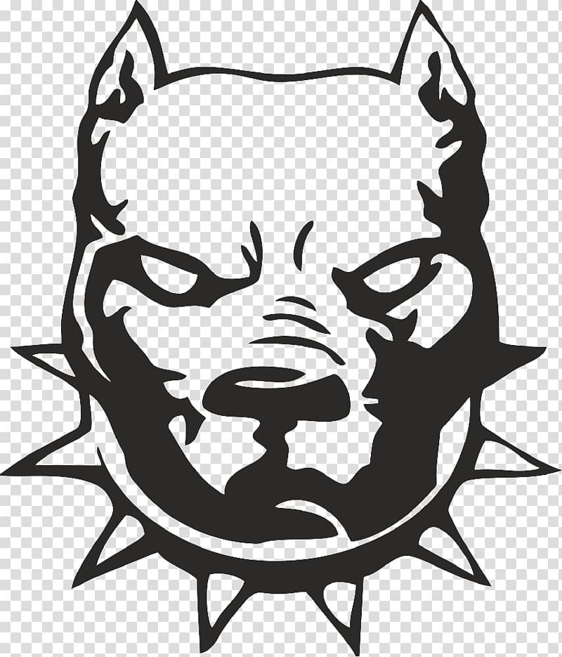 American Pit Bull Terrier American Bully Logo , design.