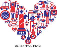Love america Clipart Vector and Illustration. 2,213 Love america.