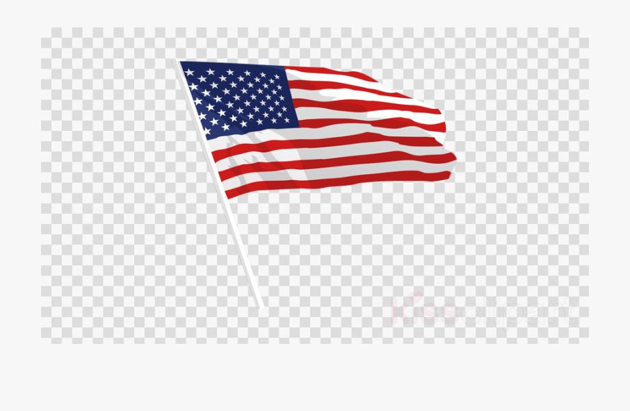American Flag No Background , Transparent Cartoon, Free.