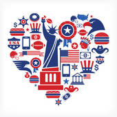 American Freedom Clipart.