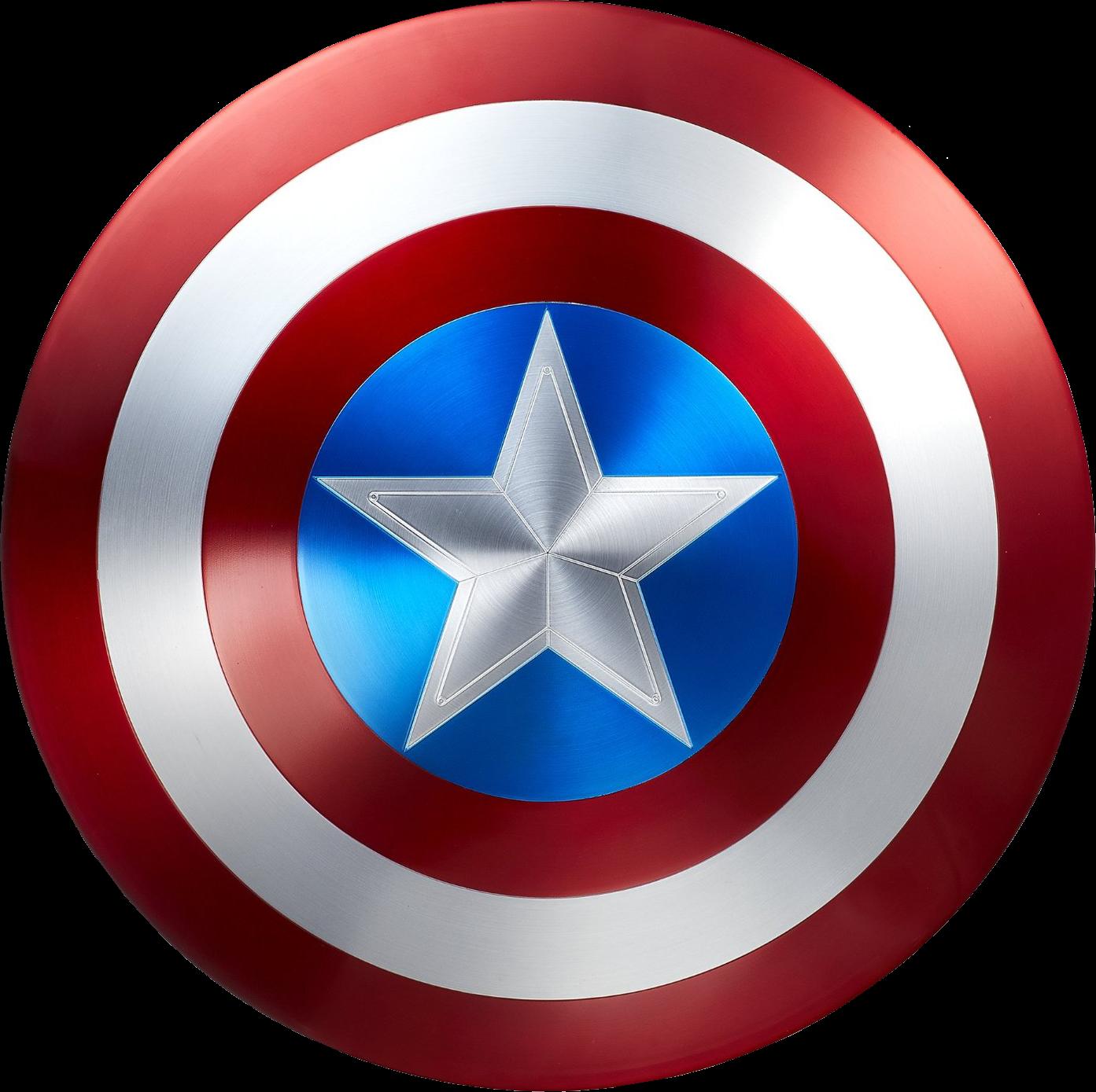 Captain America Shield Clipart.