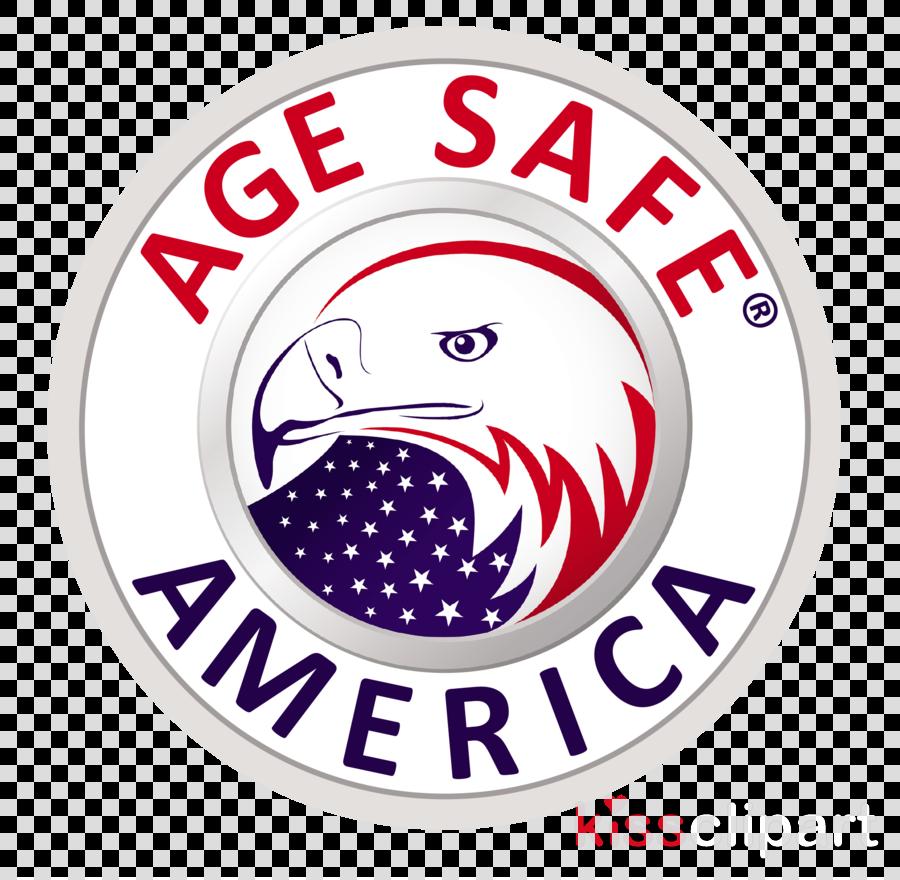 age safe america logo clipart United States of America Brand.