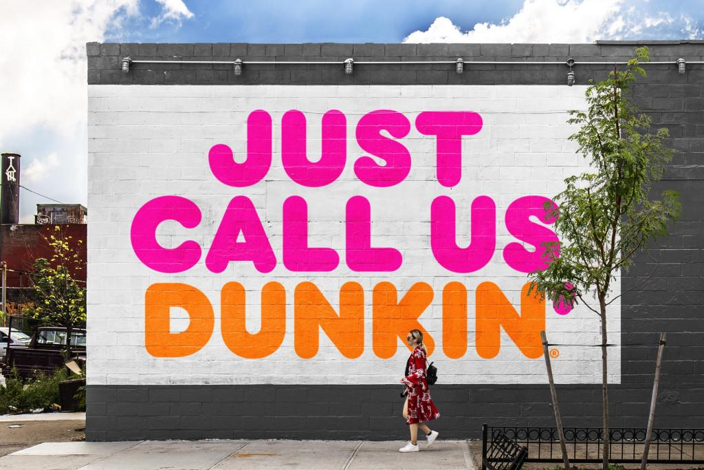 Here\'s why Dunkin\' is dropping Donuts from its name.