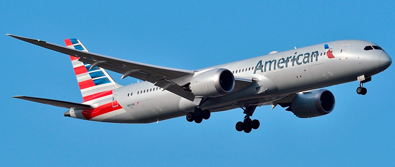 American Airlines. Reviews, seat maps and photos of the aircrafts.