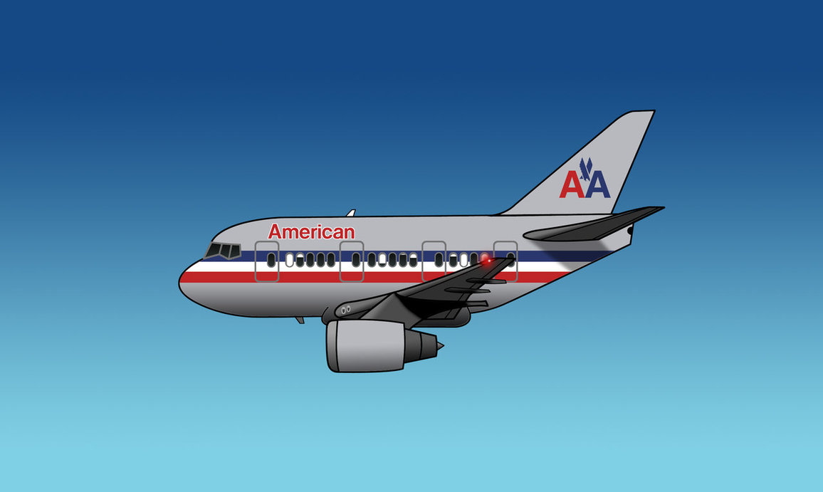 American airlines clipart 4 » Clipart Station.