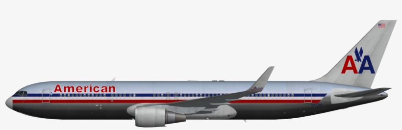 American Airlines Png.