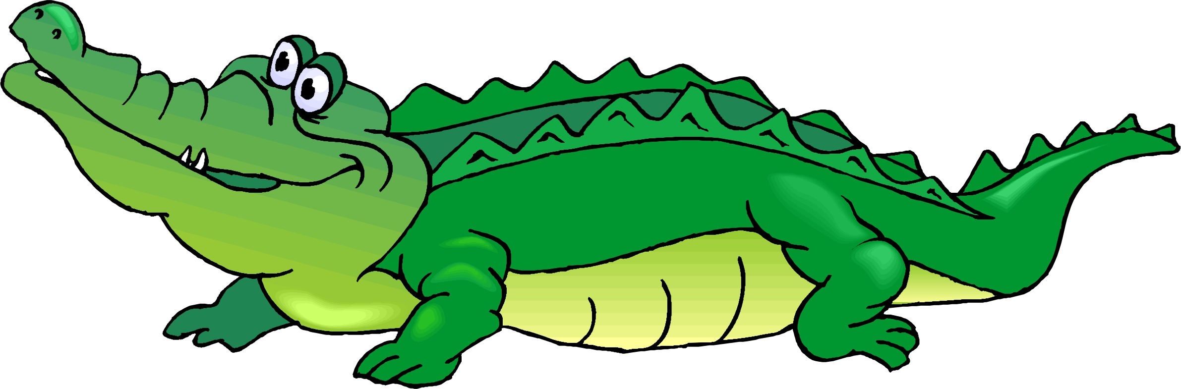 Showing post & media for Cartoon american alligator.