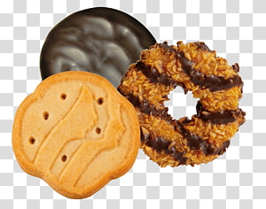 Girl Scout Cookies PNG clipart images free download.