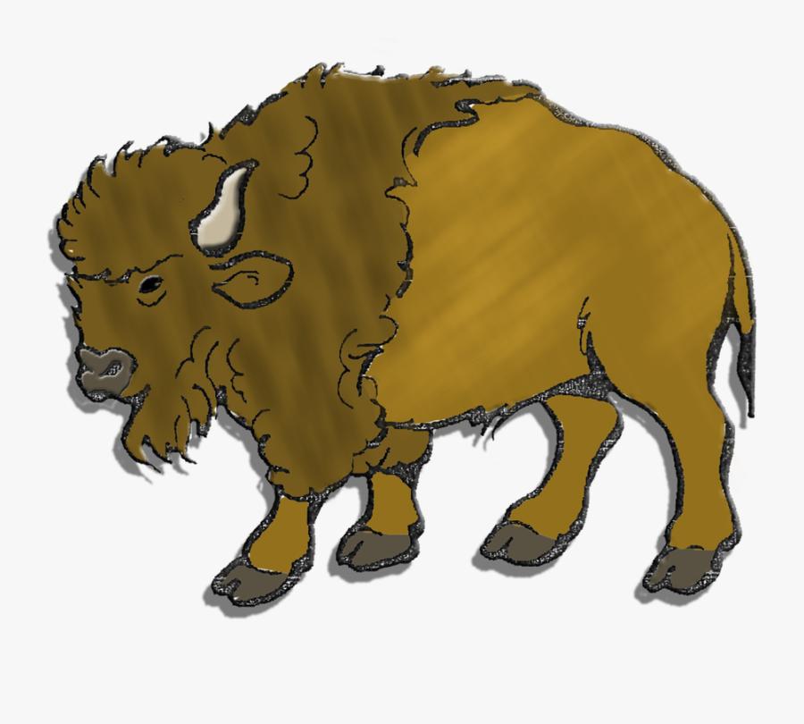 Herd Clipart Buffalo.