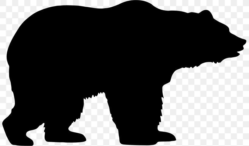 American Black Bear Polar Bear Grizzly Bear Clip Art, PNG.