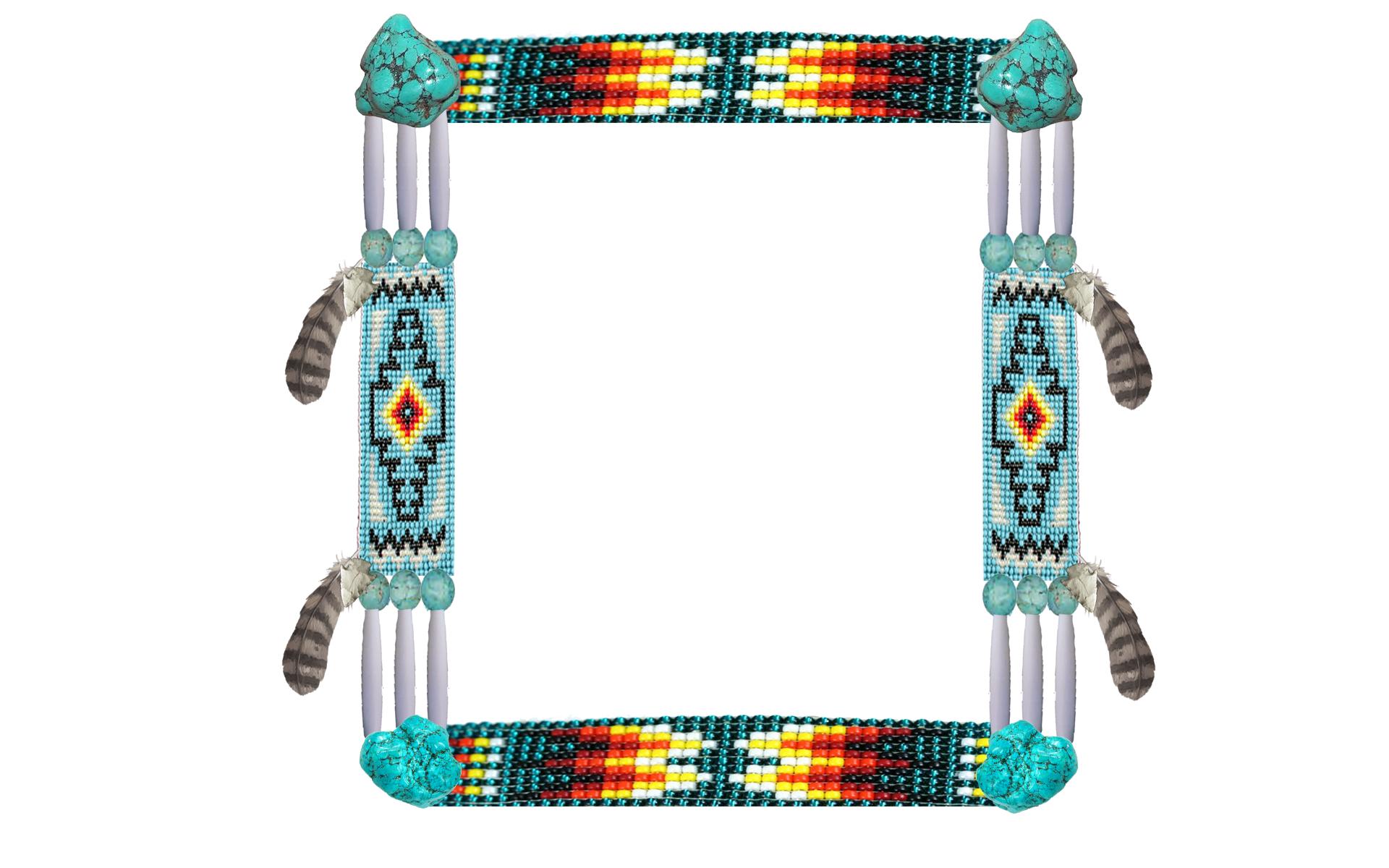 Native American Borders Free Download Clip Art.