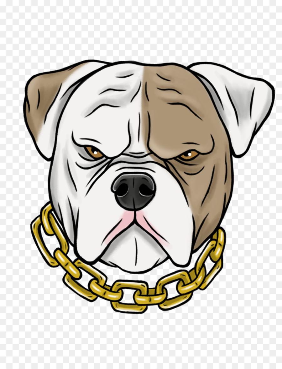 American Bulldog.