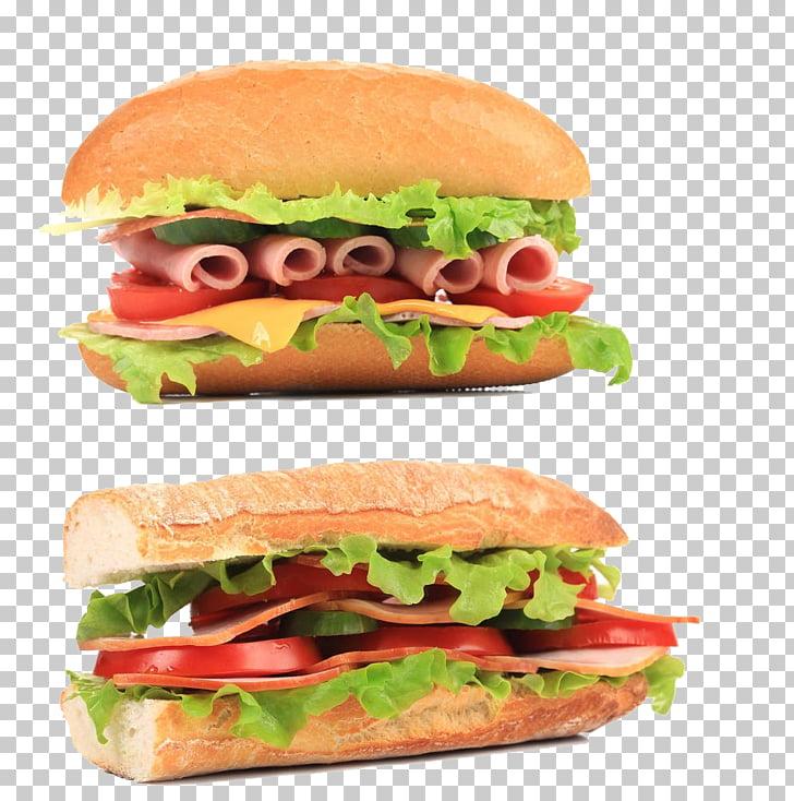 Hamburger Ham and cheese sandwich Club sandwich Fast food.