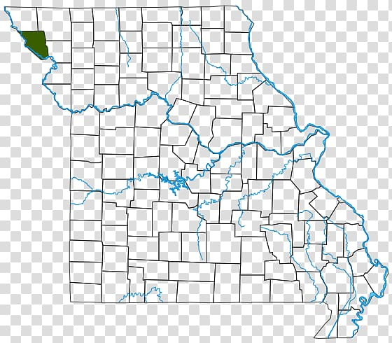 Missouri Map American burying beetle Chinese mystery snail.