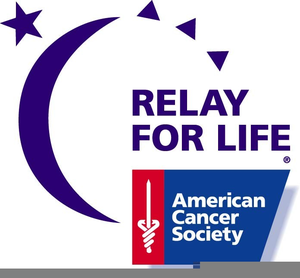 American Cancer Society Relay For Life Clipart.
