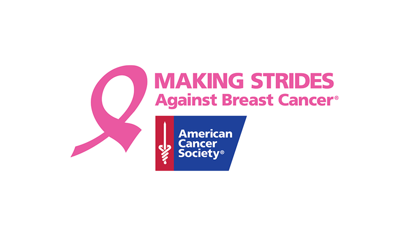 Spencer Donates $1,000 to Making Strides Against Breast Cancer Walk.