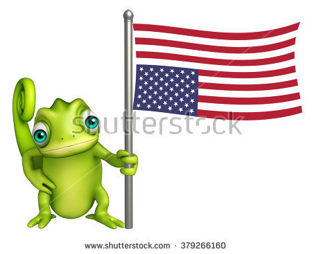 American Chameleons Stock Photos, Royalty.