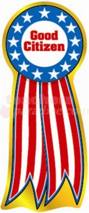 Good Citizenship Clipart Clipground
