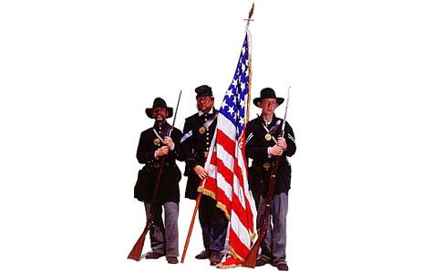 Free civil war clipart images.