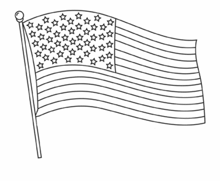 Banner Freeuse American Flag Clipart.