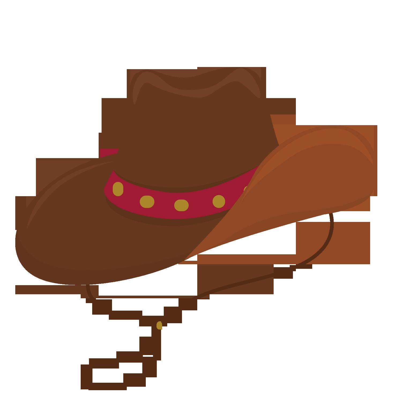 Cowboy hat American frontier Cowboy hat Clip art.